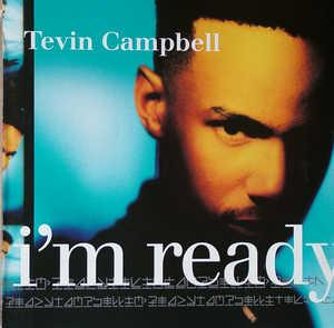 Album  Cover Tevin Campbell - I'm Ready on QWEST / REPRISE Records from 1993