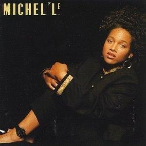 Album  Cover Michel'le - Michel'le on RUTHLESS Records from 1989