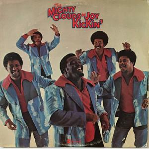 Album  Cover The Mighty Clouds Of Joy - Kickin' on ABC Records from 1975