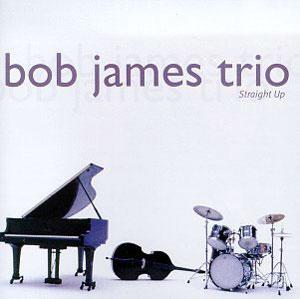 Front Cover Album Bob James - Straight Up
