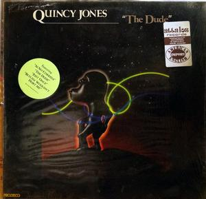 Album  Cover Quincy Jones - The Dude on A&M Records from 1981