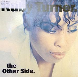 Album  Cover Ruby Turner - The Vibe Is Right on CAPITOL Records from 1991