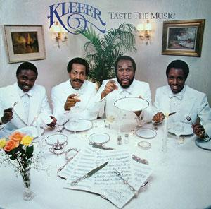 Front Cover Album Kleeer - Taste The Music