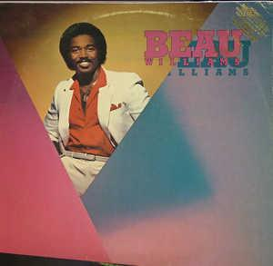 Album  Cover Beau Williams - Beau Williams on CAPITOL Records from 1982