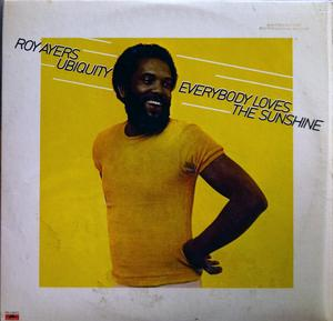 Front Cover Album Roy Ayers - Everybody Loves The Sunshine