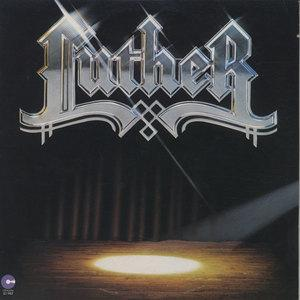 Front Cover Album Luther Vandross - Luther