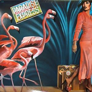 Album  Cover Paradise Express - Paradise Express on FANTASY Records from 1978