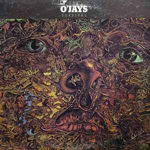 Front Cover Album The O'jays - Survival