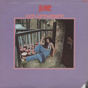 Front Cover Album Junie Morrison - Suzie Super Groupie
