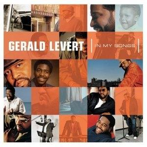 Album  Cover Gerald Levert - In My Songs on ATLANTIC Records from 2007