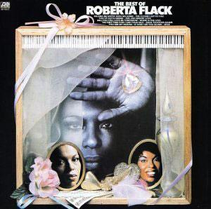Album  Cover Roberta Flack - Roberta on ATLANTIC / EAST WEST Records from 1995