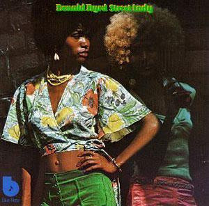 Album  Cover Donald Byrd - Street Lady on BLUE NOTE Records from 1973