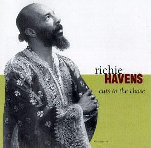 Album  Cover Richie Havens - Cuts To The Chase on POLYDOR Records from 1994