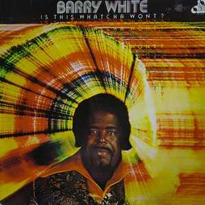 Front Cover Album Barry White - Is This Whatcha Wont?