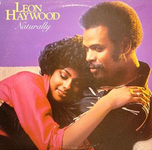 Front Cover Album Leon Haywood - Naturally
