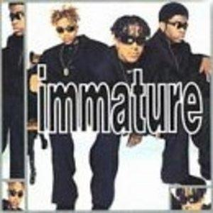 Album  Cover Immature - We Got It on MCA Records from 1995