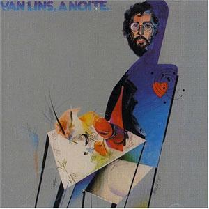 Album  Cover Ivan Lins - A Noite on EMI / ODEON Records from 1979