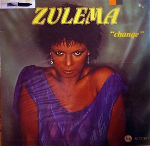Zulema - Change / Higher Plane