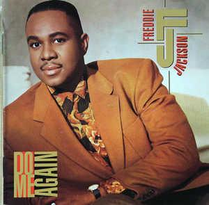 Album  Cover Freddie Jackson - Do Me Again on CAPITOL Records from 1990