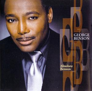 Front Cover Album George Benson - Absolute Benson