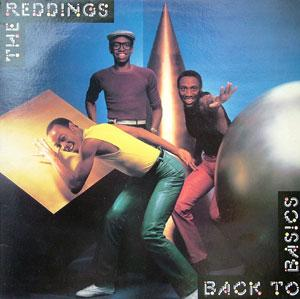 Album  Cover The Reddings - Back To Basics on EPIC Records from 1983