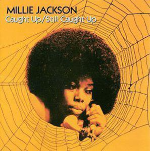 Album  Cover Millie Jackson - Caught Up on SPRING Records from 1974