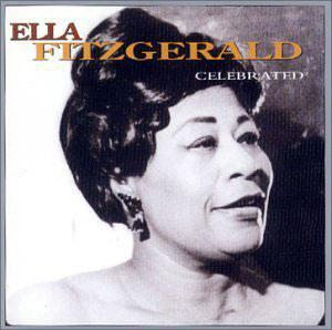 Front Cover Album Ella Fitzgerald - Celebrated
