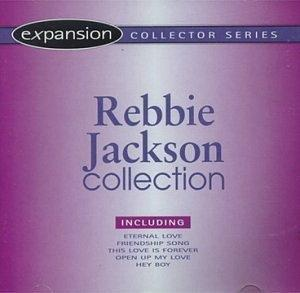 Album  Cover Rebbie Jackson - Rebbie Jackson Collection on EXPANSION Records from 1996