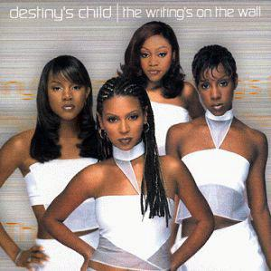 Album  Cover Destiny's Child - The Writing's On Wall on SONY MUSIC ENTERTAINMENT Records from 1999