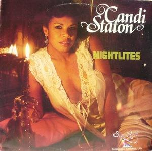 Front Cover Album Candi Staton - Nightlites