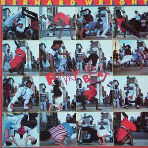 Album  Cover Bernard Wright - Funky Beat on ARISTA Records from 1983