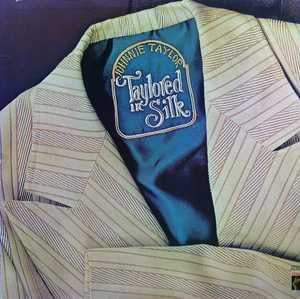 Front Cover Album Johnnie Taylor - Taylored In Silk