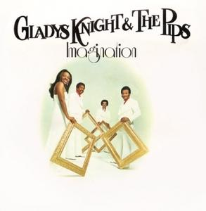 Front Cover Album Gladys Knight & The Pips - Imagination