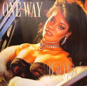 Album  Cover One Way - Wild Nights on MCA Records from 1982