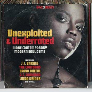 Album  Cover Various Artists - Unexploited And Underrated on BACKBEATS HARMLESS Records from 2013
