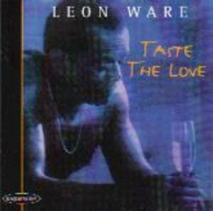 Album  Cover Leon Ware - Taste The Love on KITCHEN Records from 1995