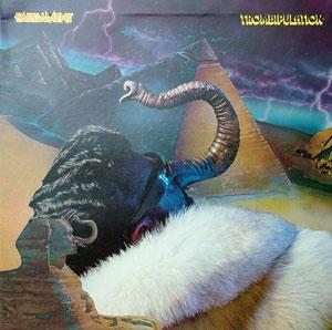 Album  Cover Parliament - Trombipulation on CASABLANCA Records from 1980