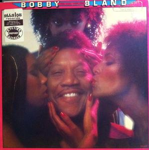Album  Cover Bobby Bland - I Feel Good I Feel Fine on MCA Records from 1979