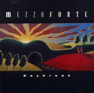 Album  Cover Mezzoforte - Daybreak on  Records from 1994