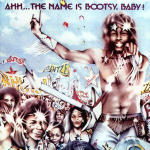 Album  Cover Bootsy's Rubber Band - Aah ... The Name Is Bootsy, Baby! on WARNER BROS. Records from 1977
