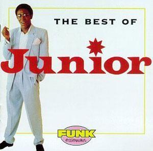 Album  Cover Junior - The Best Of Junior on MERCURY Records from 1995