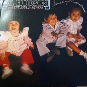 Album  Cover Al Hudson - Spreading Love on ABC Records from 1978