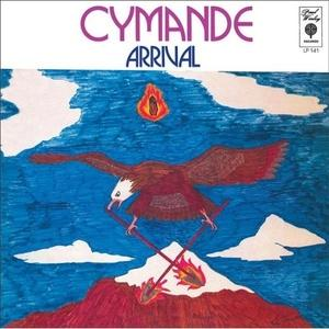 Album  Cover Cymande - Arrival on PAUL WINLEY Records from 1981