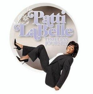 Album  Cover Patti Labelle - Timeless Journey on DEF SOUL Records from 2004