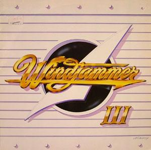 Album  Cover Windjammer - Windjammer Iii on MCA Records from 1985
