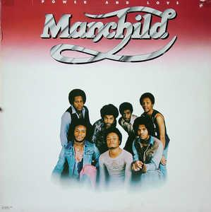 Album  Cover Manchild - Power And Love on UNITED ARTISTS Records from 1977