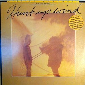 Album  Cover Hiroshi Fukumura - Hunt Up Wind on INNER CITY (NEW YORK) Records from 1980