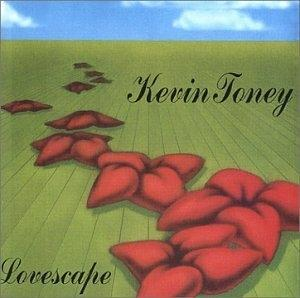 Album  Cover Kevin Toney - Lovescape on ICHIBAN Records from 1994