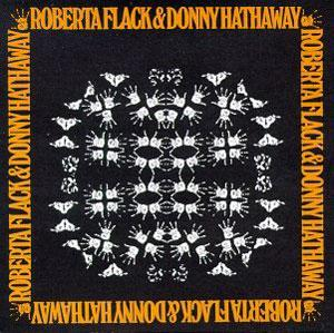 Album  Cover Donny Hathaway - Roberta Flack And Donny Hathaway on ATLANTIC Records from 1972