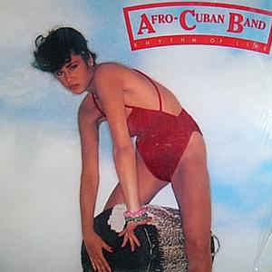 Album  Cover Afro Cuban Band - Rhythm Of Life on ARISTA Records from 1978